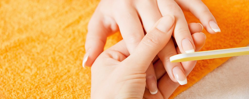 CARE FOR NAILS